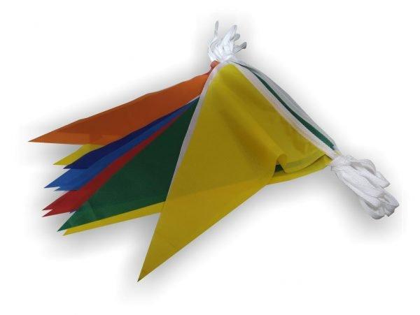σημαιάκια γιρλάντα χρωματιστά 2 Σημαίες Κοκκώνης KOKKONIS FLAGS coconis flags Τιμή αγορά