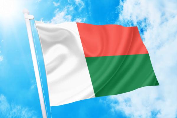 ΑΓΟΡΑ-ΤΙΜΕΣ-ΣΗΜΑΙΕΣ-χωρων -κρατων διαστασεις-ΚΟΚΚΩΝΗΣ---- Μαδαγασκάρη σημαια κοκκωνης σημαιες madagascar flag