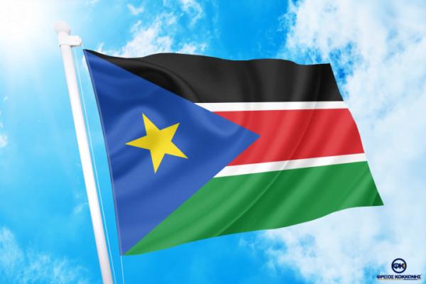 Σημαίες -ΤΙΜΕΣ ΑΓΟΡΑ-ΣΗΜΑΙΕΣ-χωρων φρίξος κοκκώνησ -κρατων αγορά σημαίας καταστημα με σημαίες διαστασεις-ΚΟΚΚΩΝΗΣ---- Νότιο Σουδάν σημαια κοκκωνης σημαιες south-sudan flag