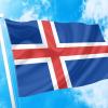 ισλανδια σημαια κοκκωνης σημαιες iceland flag