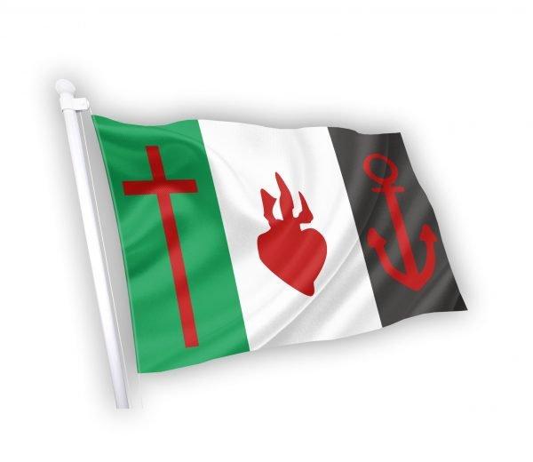 Αρειου παγου Ιστορικές σημαίες