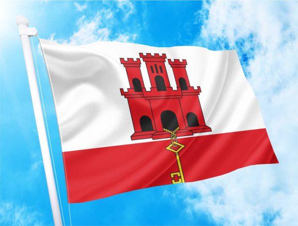 ΓΙΒΡΑΛΤΑΡ σημαια