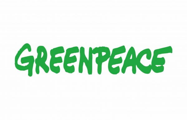 Σημαία greenpeace flag