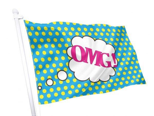 OMG-σημαια-Σημαίες-Κοκκώνης-KOKKONIS-FLAGS