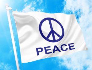 ΣΗΜΑΙΑ ΕΙΡΗΝΗΣ PEACE FLAG