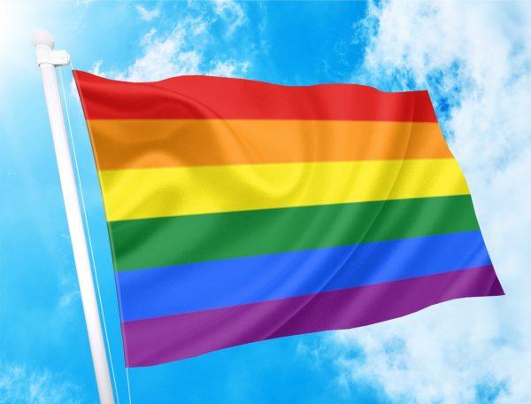 σημαια rainbow