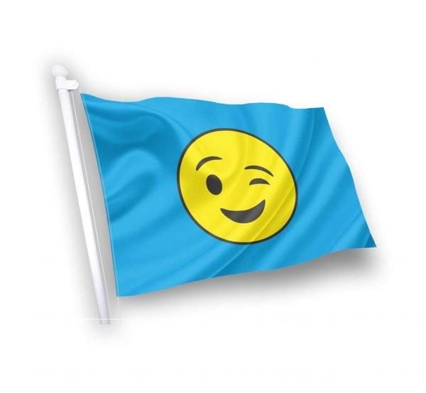 SMILEY FLAG ΣΗΜΑΙΑ