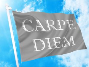 carpe diem σημαια