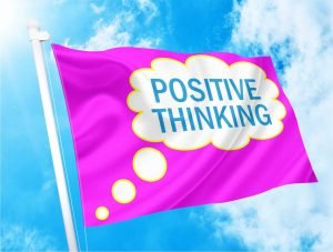 positive thinking 2 σημαια