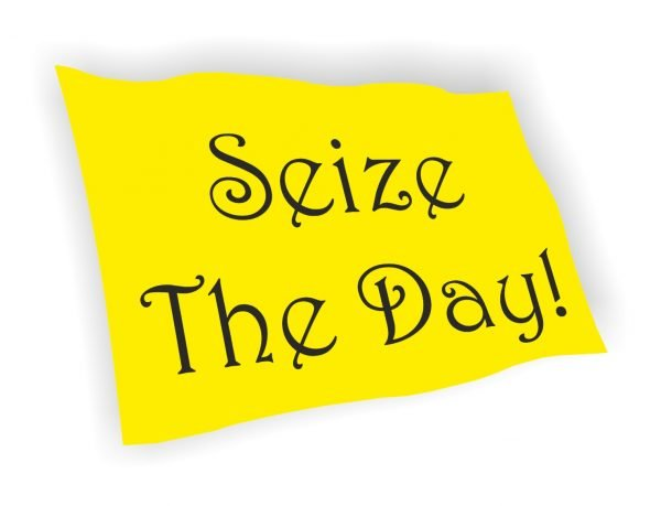 seize the day 2 σημαια