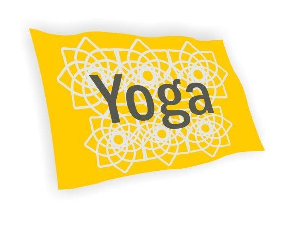 σημαια γιογκα για γυμναστηρια