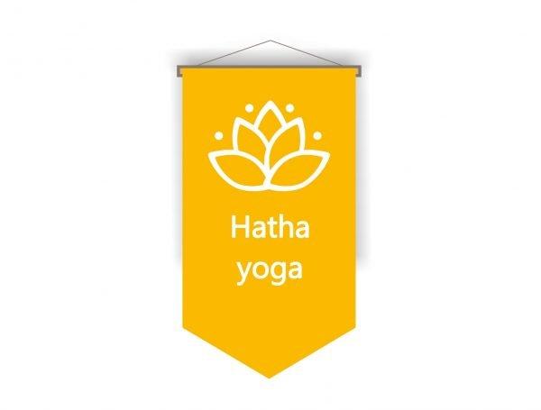 Διαφημιστικές σημαίες yoga 1 ΣΗΜΑΙΕΣ ΚΟΚΚΩΝΗΣ COCONIS FLAGS