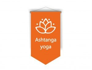 ashtanga yoga banner