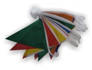 σημαιάκια γιρλάντα χρωματιστά Σημαίες Κοκκώνης KOKKONIS FLAGS coconis flags Τιμή αγορά