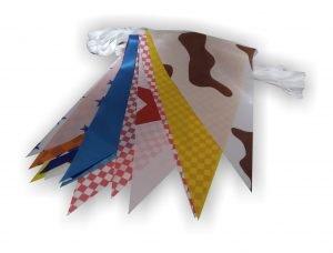 σημαιάκια γιρλάντα χρωματιστά fun Σημαίες Κοκκώνης KOKKONIS FLAGS coconis flags Τιμή αγορά