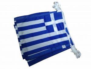 σχολικες σημαίες υφασματινες ελληνικες